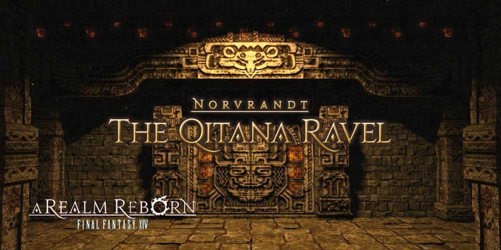 FFXIV Trust System Qitana Ravel