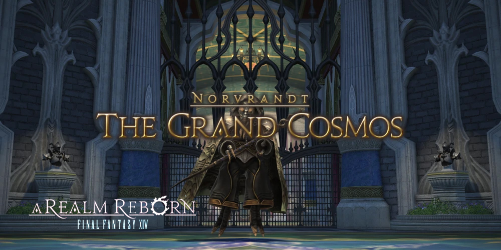 The Grand Cosmos dungeon Trust System