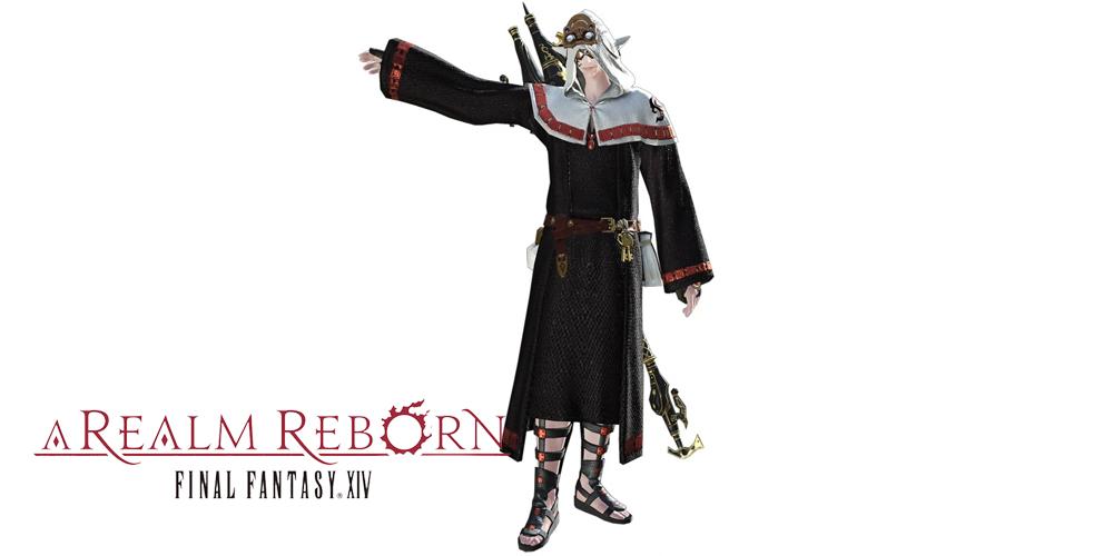 Final Fantasy XIV Urianger Augurelt Trust System