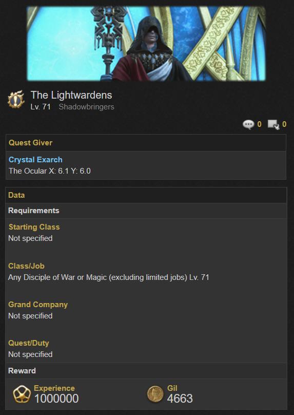 The Lightwardens Trust System