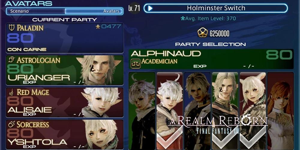 Trust System Avatar Mode