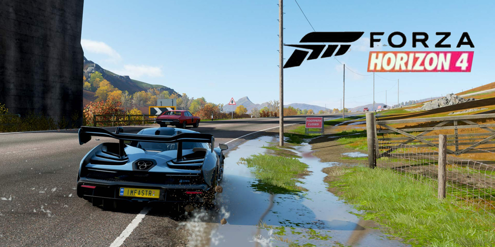 Buy Forza Horizon 4 credits text
