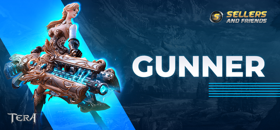 gunner class tera