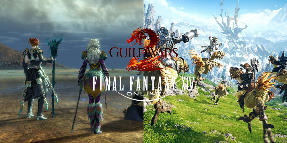 Guild Wars 2 and FFXIV Lore mob hate