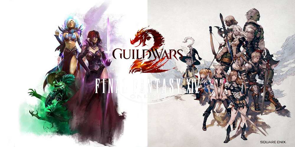 FFXIV nad Guild Wars 2 classes and jobs