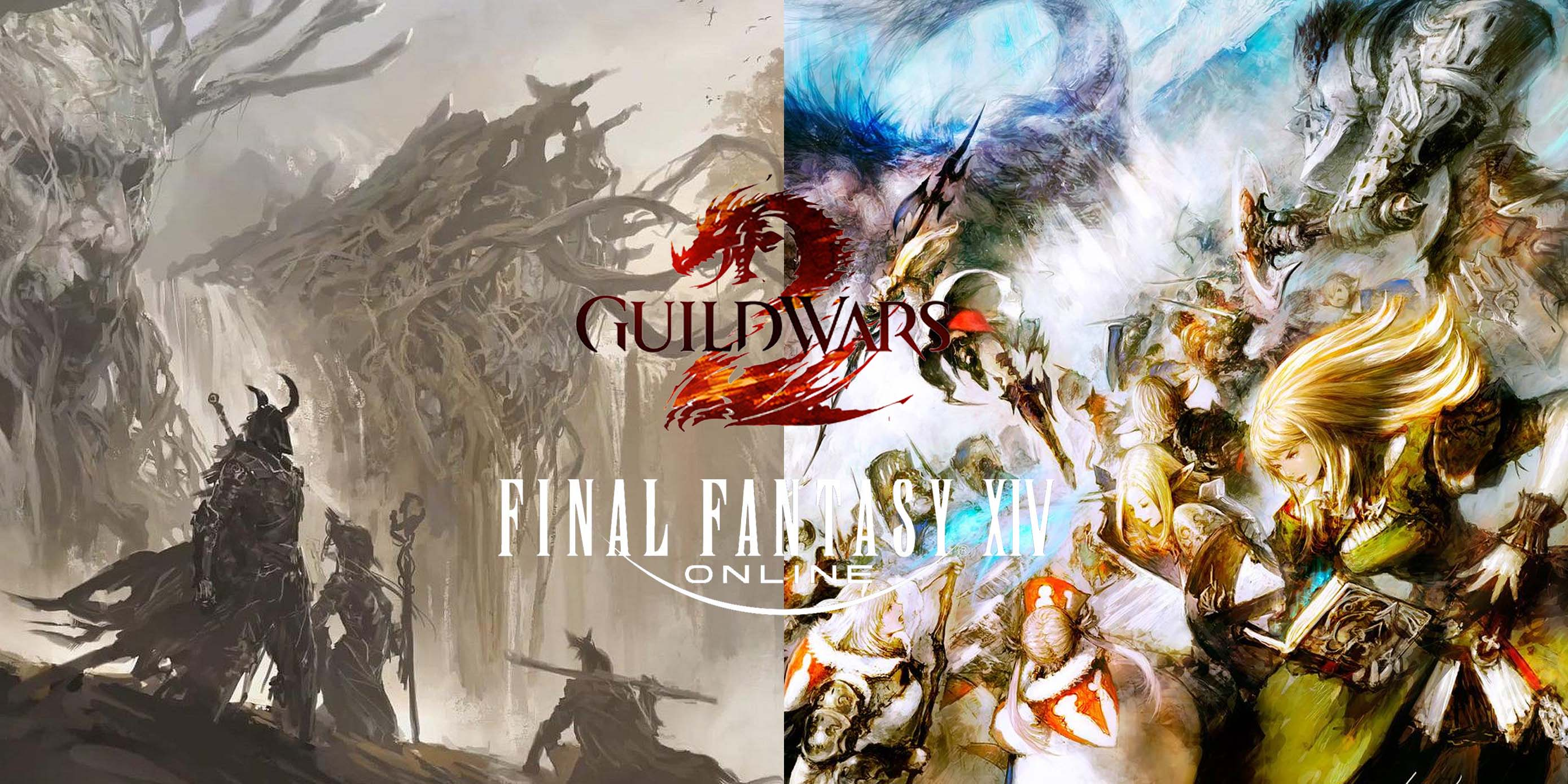 Guild Wars 2 and FFXIV keyboard shortcuts crowd control