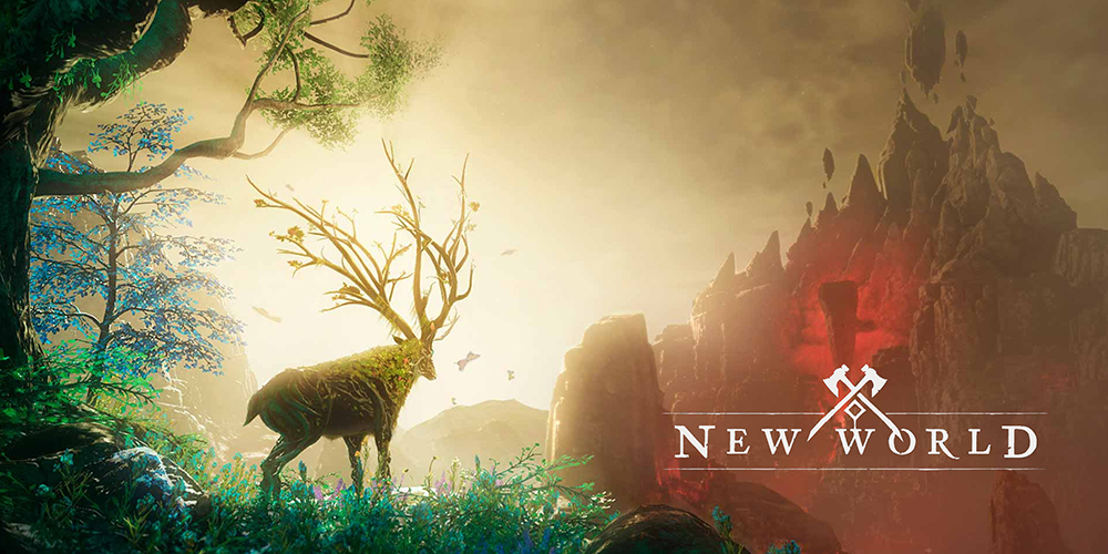 Discover beauty in New World by getting all gold you can