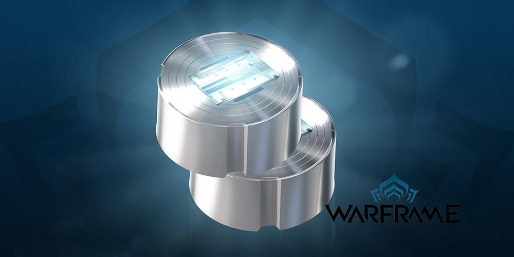Warframe Platinum logo