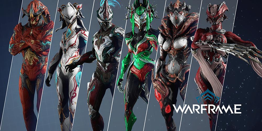 Platinum Warframe offers