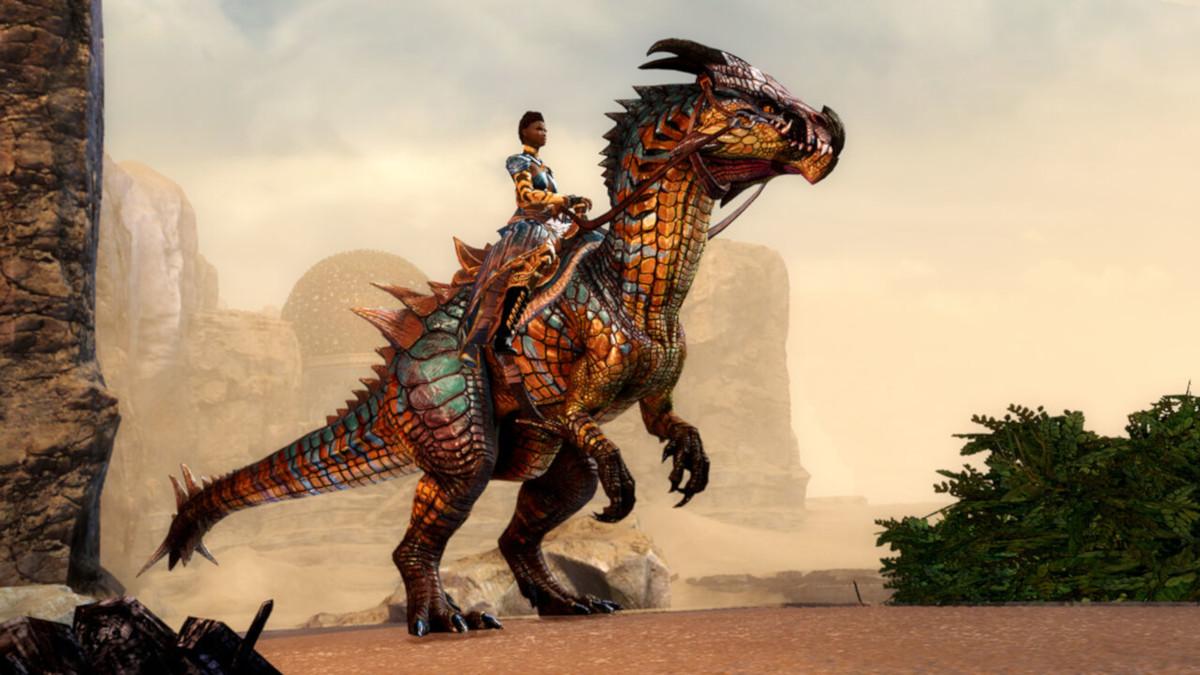 GW2 Raptor
